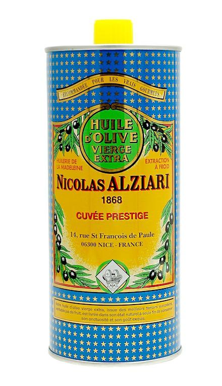 huile olive alziari