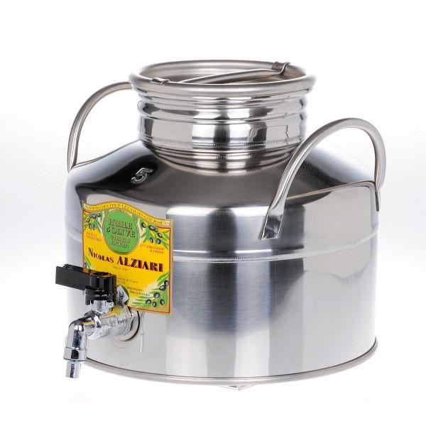 Fut inox 5 litres c t cuisine accessoires for Accessoire inox cuisine