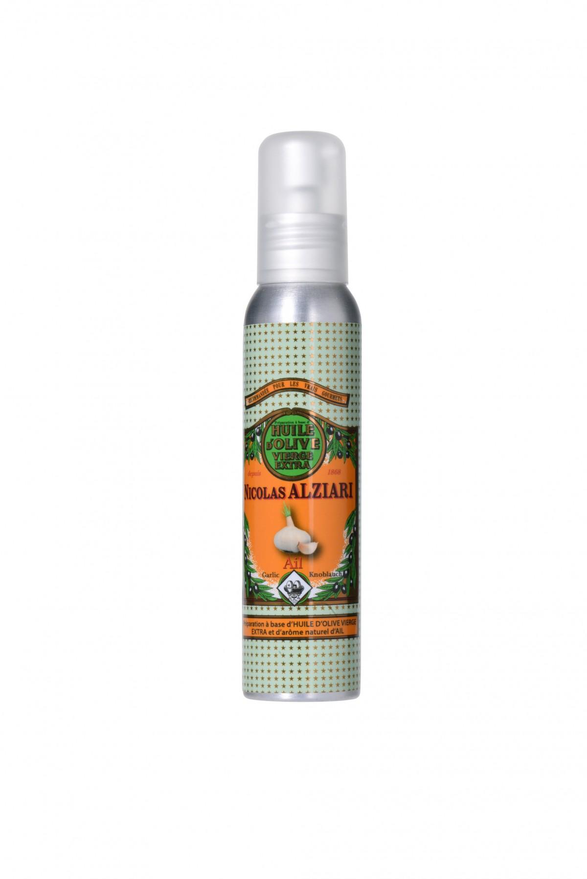 Ail pr paration culinaire base d huile d olive et d - Anti puceron naturel huile d olive ...