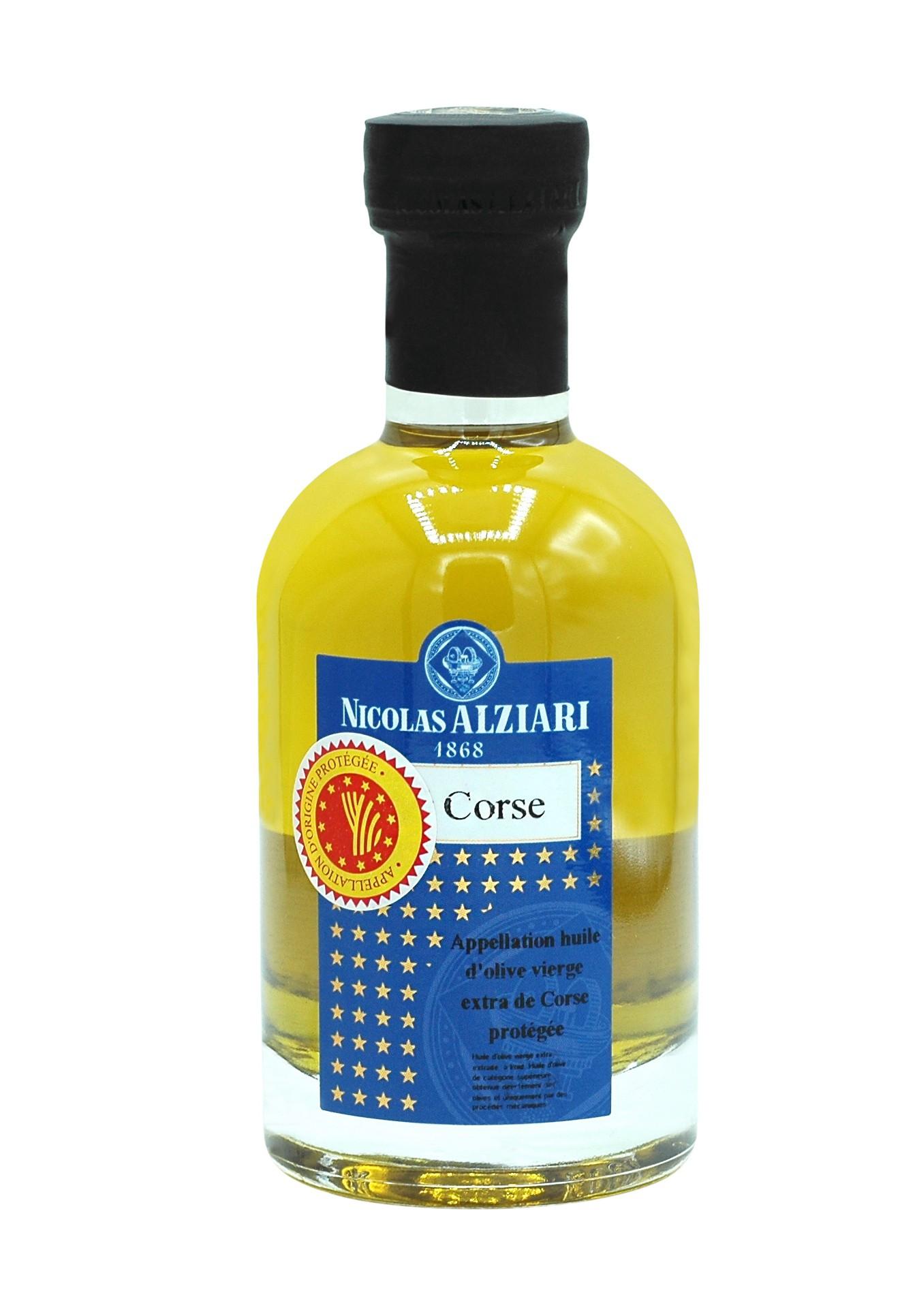 Huile d'olive de Corse AOP 200 ML