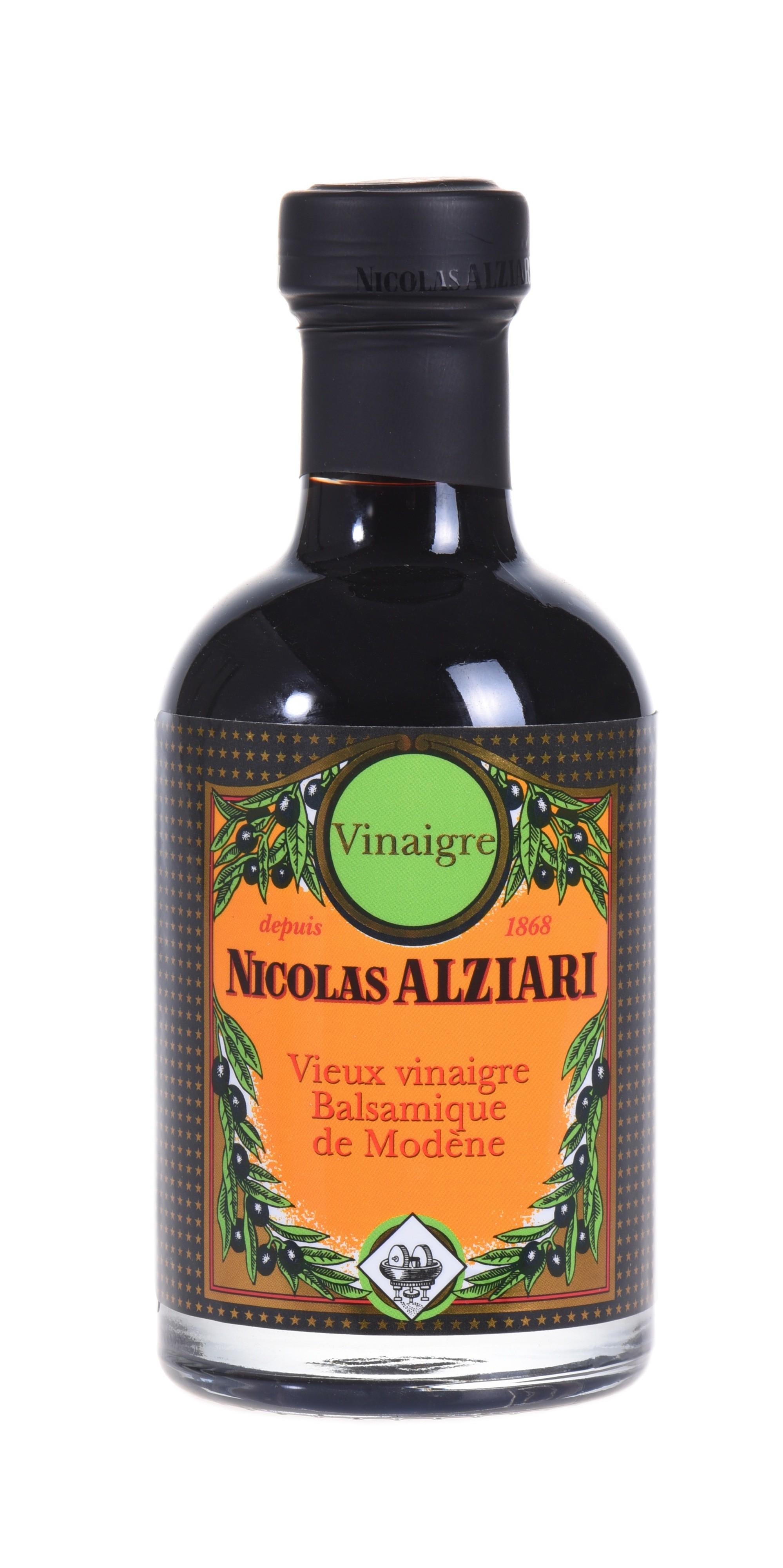 Vinaigre Balsamique de Modène cuvée Premium 200 ml