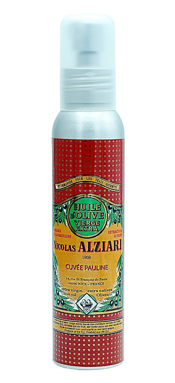 Huile d'olive Nicolas Alziari cuvée PAULINE 100 ml