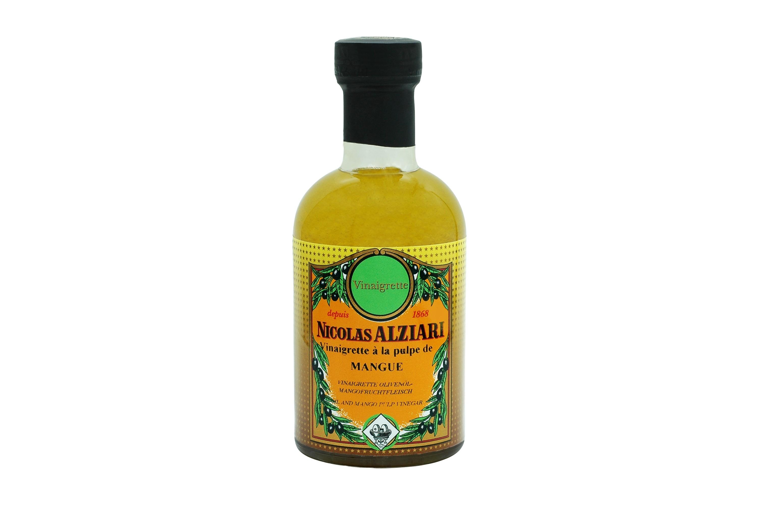 Vinaigrette à la pulpe de Mangue 200 ml