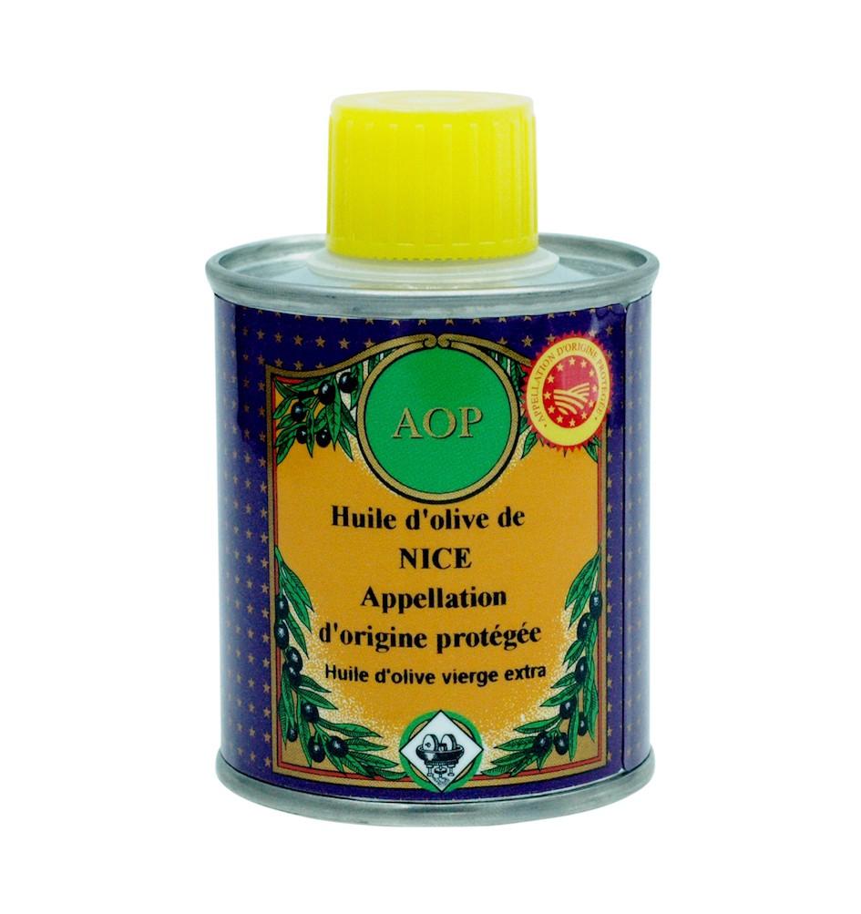 Huile d'olive de Nice AOP 100 ML (Bidon)