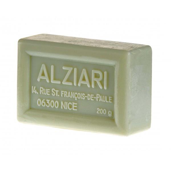 Savon à l'huile d'olive parfum tilleul 200 gr