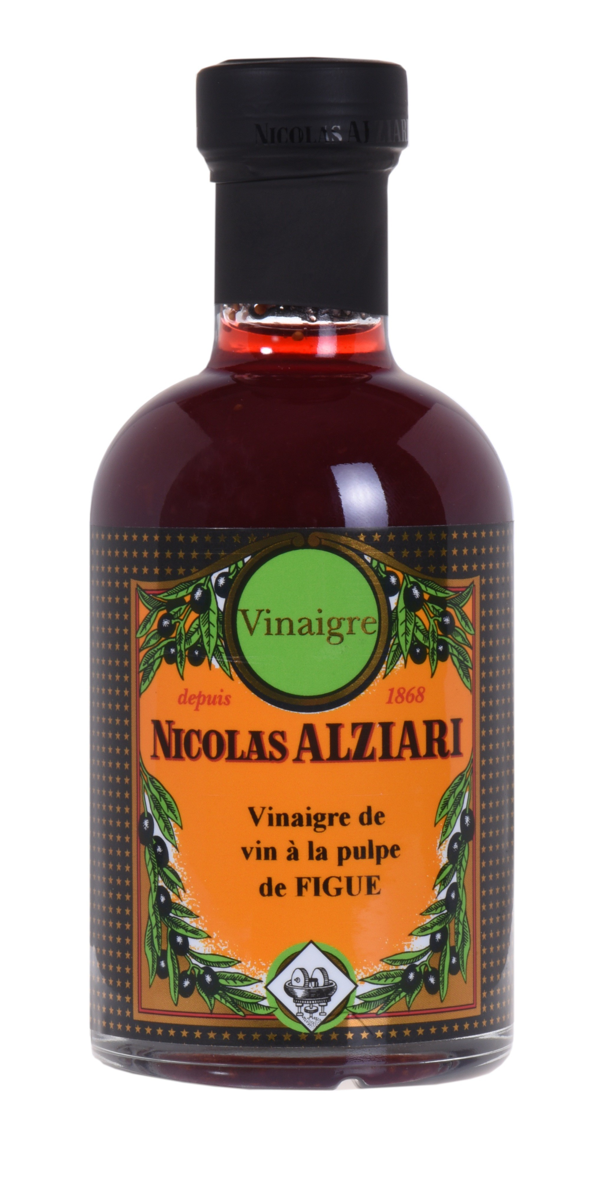 vinaigre à la pulpe de Figue 200 ml