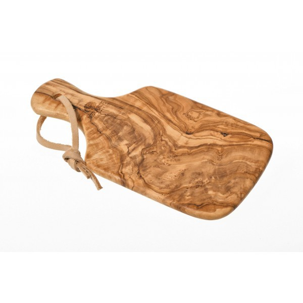 Planche à découper en bois d'olivier