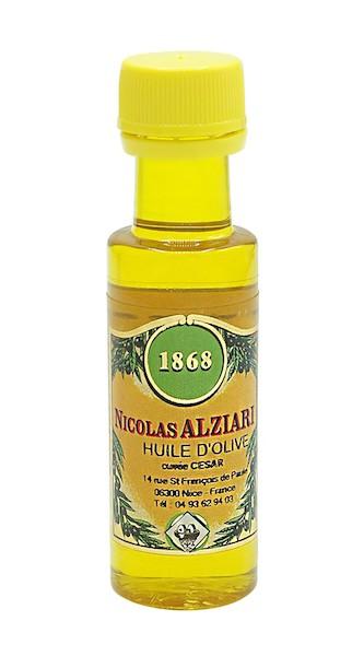Mignonnette Huile d'olive Nicolas Alziari cuvée César - 25 ml