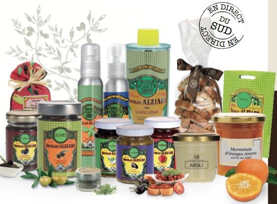 Le grand Colis du sud : 14 produits exclusifs