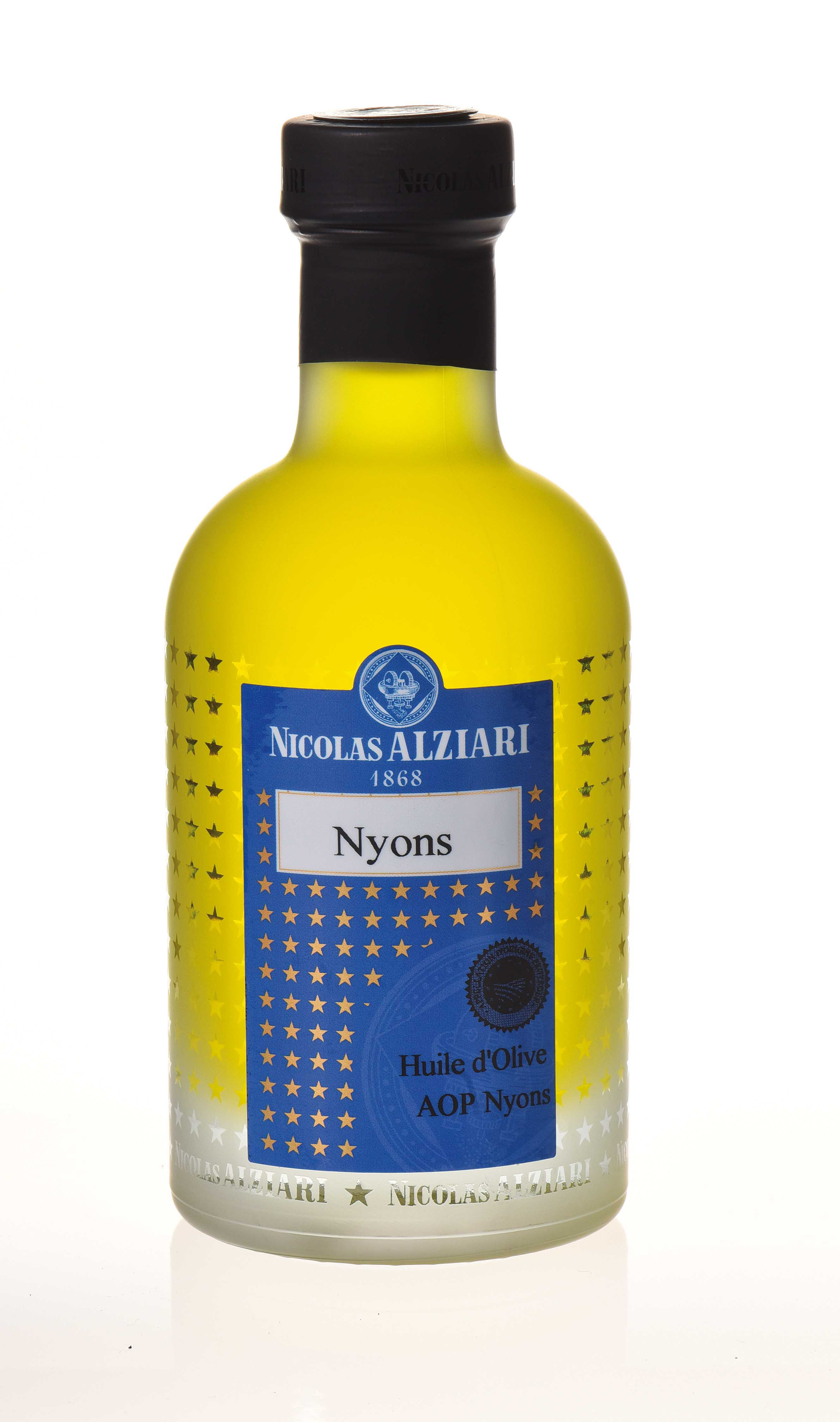 Huile d'olive AOP NYONS 200 ml