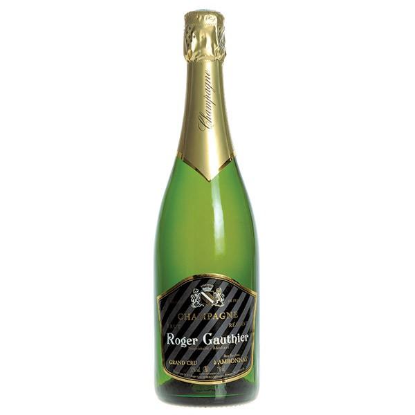 Champagne Brut Grand Cru 75 cl Réserve Roger Gauthier