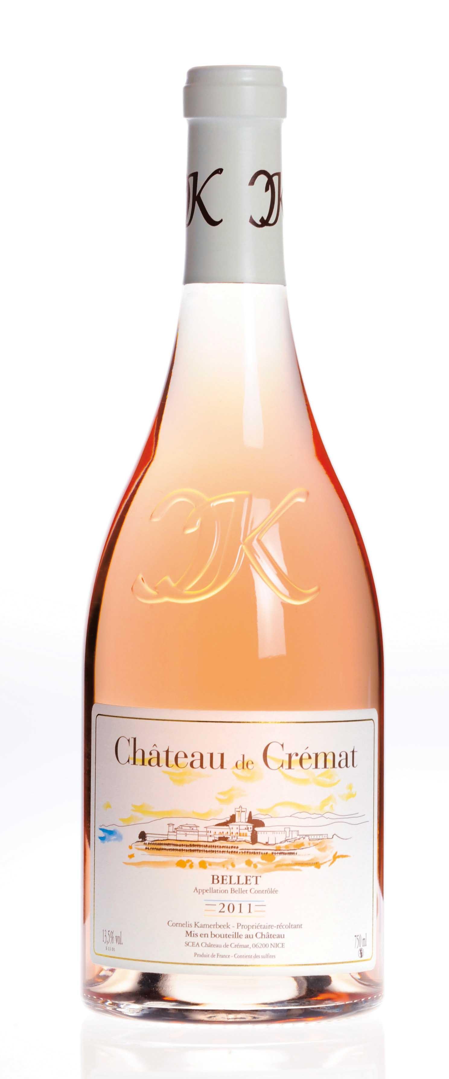 Vin rosé AOC Bellet 75cl