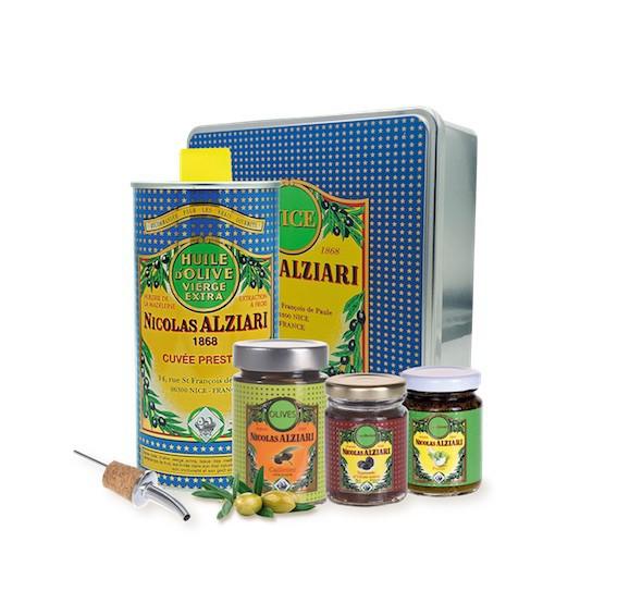 Coffret Plaisir d'olives