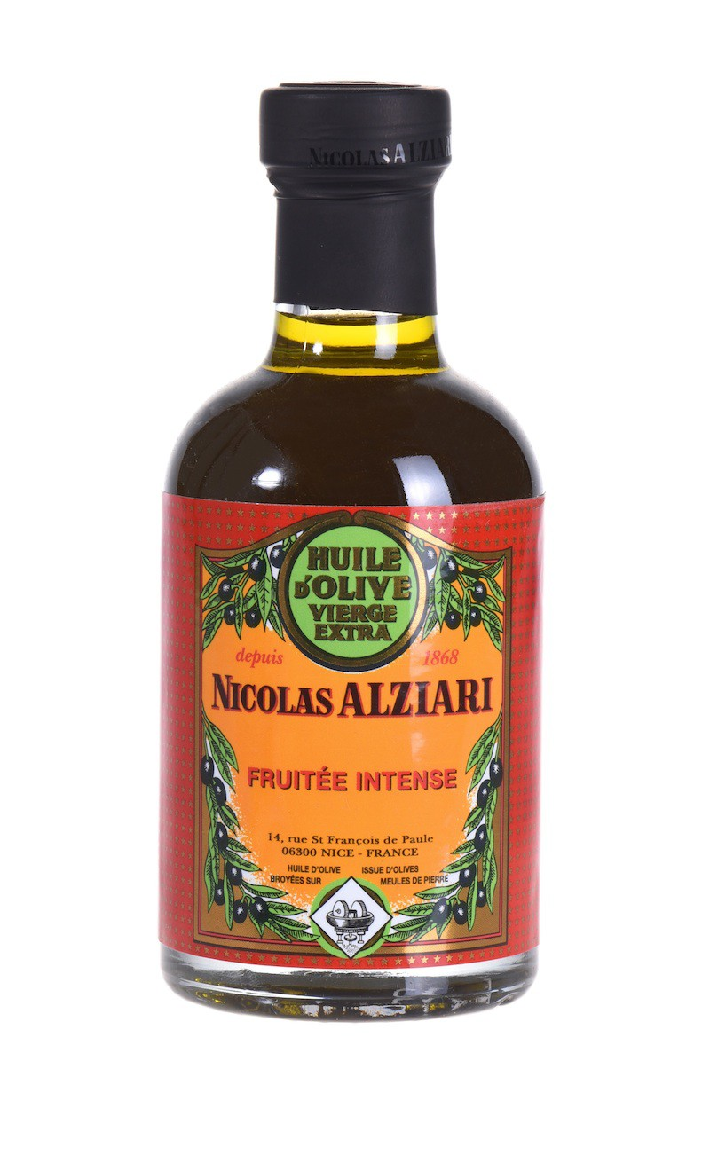 Huile d'olive Nicolas Alziari cuvée PAULINE 200 ML