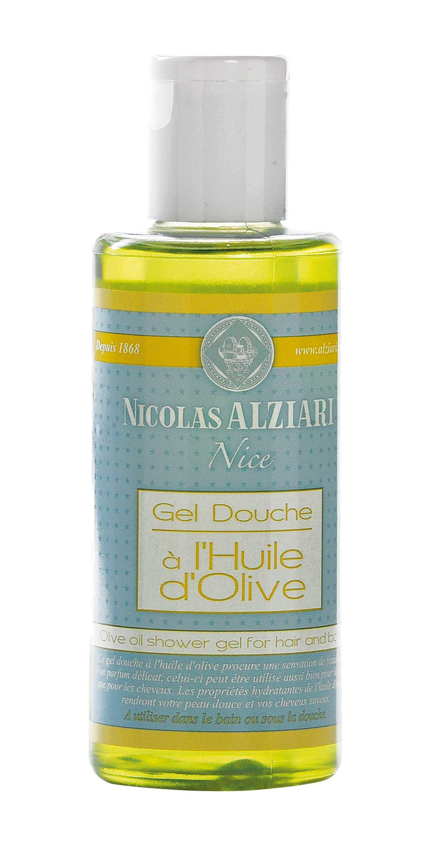 Gel douche 200ml à l'Huile d'Olive