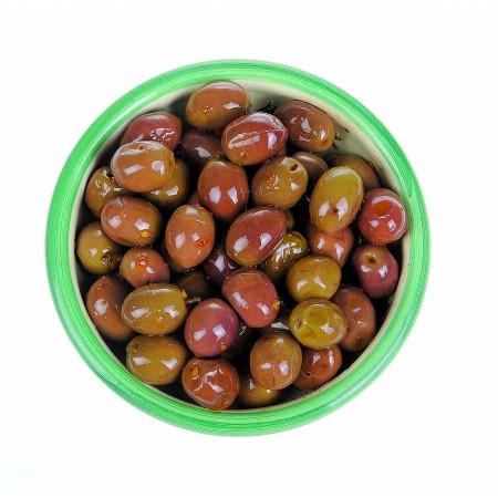 Olives au Piment 60 g en sachet