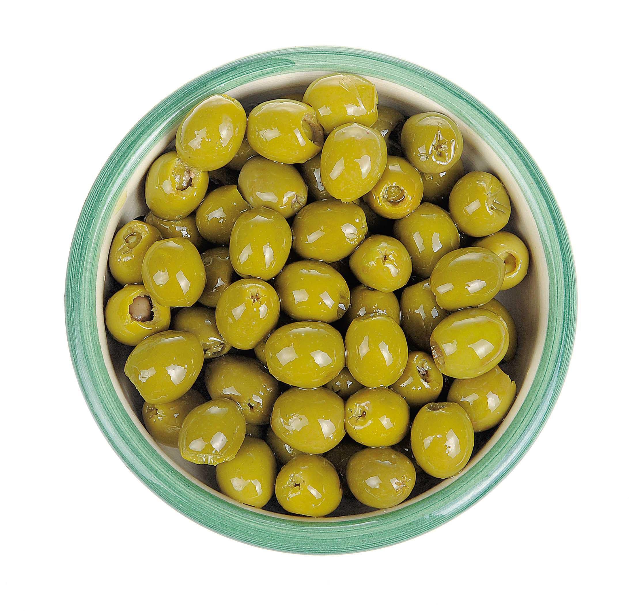 Olives fourrées à la Crème d'Anchois 60 g en sachet