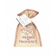 Herbes de Provence en toile de Jute 50 gr