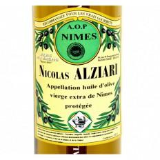 Huile d'olive AOP Nimes 75 cl