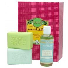 Boîte Gourmande : Composition Parfum d'été