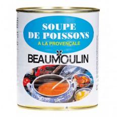 Soupe de poisson Beaumoulin 800 gr