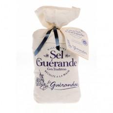 Gros sel marin de Guérande toile 750 gr