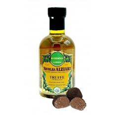 Préparation alimentaire à base d'huile d'olive et Truffe noire (Tuber Melanosporum 1%) 200 ml