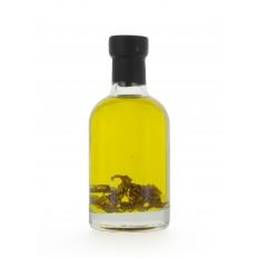 Préparation alimentaire à base d'huile d'olive et Truffe noire 200 ml
