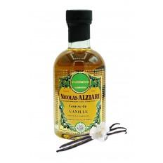 Préparation alimentaire à base d'huile d'olive et Vanille* 200 ml