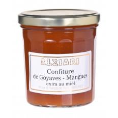 Confiture de Goyave-Mangue 375 gr