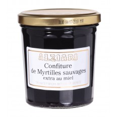 Confiture de Myrtilles 375gr