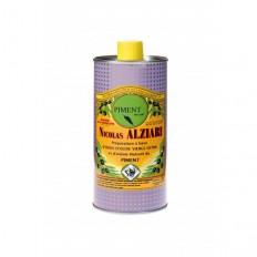 PIMENT - Préparation culinaire à base d'huile d'olive et d'arôme naturel PIMENT 500 ML