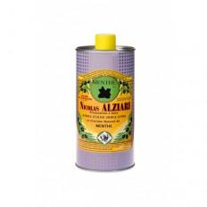 MENTHE - Préparation culinaire à base d'huile d'olive et d'arôme naturel Menthe 500ml