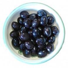 Olives noires façon Grèce 125gr