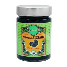Bocal d'olives noires  220 g