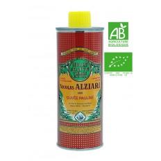 Huile d'olive Nicolas Alziari cuvée PAULINE 250 ml - Bio*