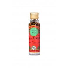 Huile d'olive pour pizza : Pili Pili 100 ml