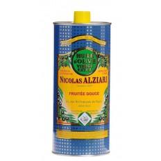 Bidon 1L d'huile d'olive fruitée douce