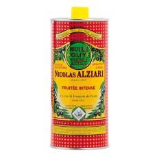 Bidon 1L d'huile d'olive fruitée intense