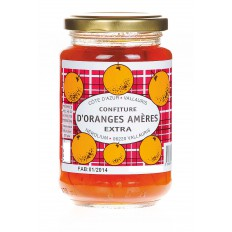 Confiture d'Oranges Amères de Vallauris 250 gr