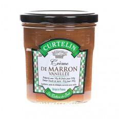 Crème de Marrons Vanillée 370gr