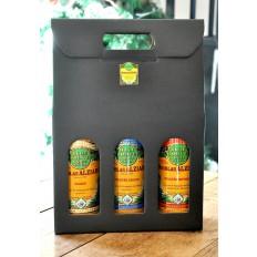 Pack Grands crus huile d'olive 3 X1 L