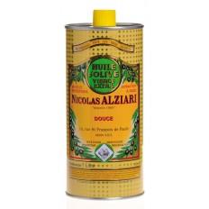 bidon 1L d'huile d'olive douce