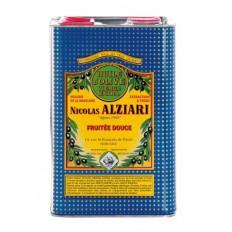 Bidon de 5L - Huile d'olive fruitée douce