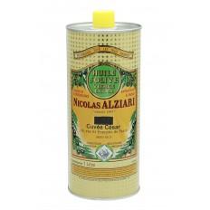 Huile d'olive Nicolas Alziari cuvée César 1 L