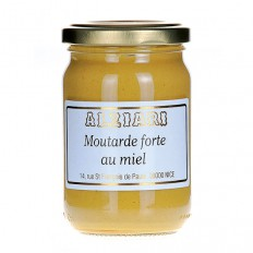 Moutarde forte au miel 210 gr