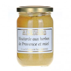 Moutarde aux herbes de Provence 200gr