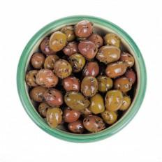 Olives aux herbes de Provence 125 gr