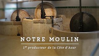 Notre moulin : le dernier moulin en activité à Nice