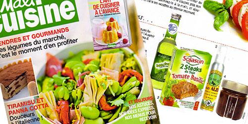 Maxi Cuisine Mai 2014